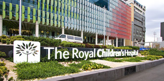 The Royal Children's Hospital (Image Source: ANLC), www.crowdink.com