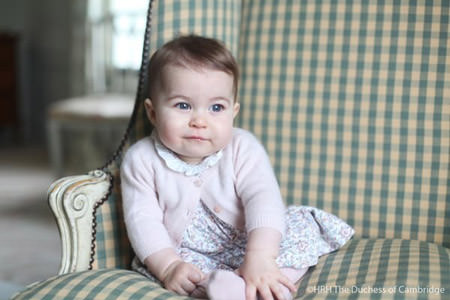 Princess Charlotte, Kate Middleton,