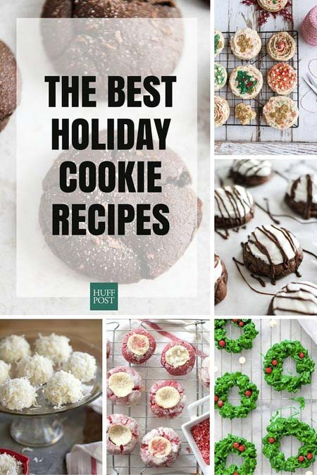 The Best Holiday Cookies, crowding, crowd ink