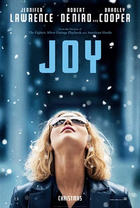 David O. Russell's Joy- starring Jennifer Lawrence, Robert De Niro and Bradley Cooper, www.crowdink.com