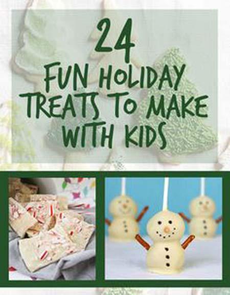 Treats to Make With Kids, www.crowdink.com, crowdink, crowd ink
