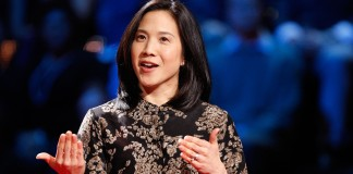 Angela Lee Duckworth (Image Source: YouTube) www.crowdink.com