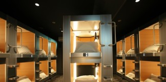 Japan's Coolest Capsule Hotel (Image Source Kotaku), crowdink.com, crowd ink, crowdink