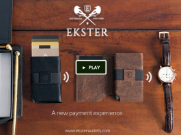 Ekster Wallets- Kickstarting the Money Business, crowdink.com, crowdink, crowd ink