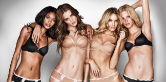 Lingerie Models (Image Source: All Fun In The World), crowdink.com, crowdink.com.au, models, lingerie, victoria secrets