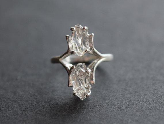 Double Diamonds, crowdink.com, crowdink.com.au, crowdink, crowd ink, diamonds, jewellery, ring