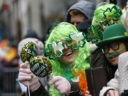 St Patricks Day, crowdink.com, crowdink.com.au, crowd ink, crowdink