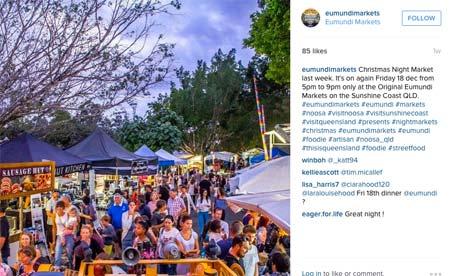 Eumundi Markets, crowdink.com, crowdink.com.au, crowd ink, crowdink