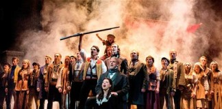 Les Miserables Musical, Photo: Deen van Meer, crowdink.com, crowink.com.au, crowd ink, crowdink