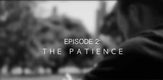 Patience [image source: Youtube], crowdink, crowd ink, crowdink.com, crowdink.com.au