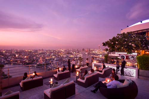 5 Rooftop Bars You Can't Miss in Bangkok, crowdink.com, crowdink.com.au, crowd ink, crowdink
