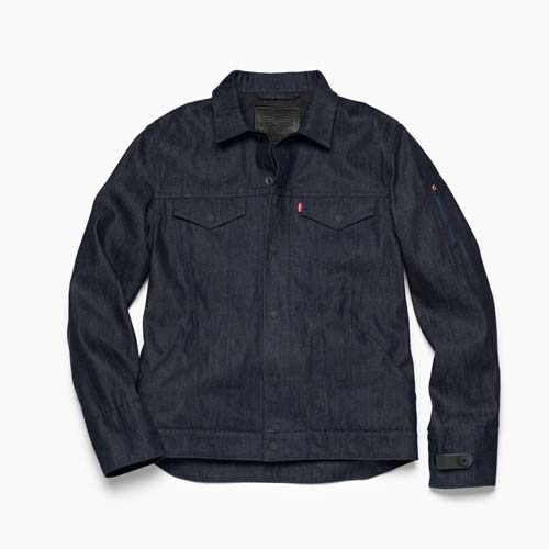 Levi's Commuter x Jacquard by Google, crowdink, crowd ink, crowdink.com, crowdink.com.au