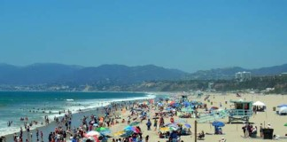 Santa Monica Beach, crowdink, crowd ink, crowdink.com, crowdink.com.au
