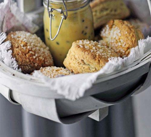 Sugared Scones [image source: bbcgoodfood.com], crowd ink, crowdink,crowdink.com, crowdink.com.au