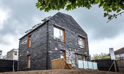 Waste House [image source: brighton.ac.uk], crowdink, crowd ink, crowdink.com, crowdink.com.au