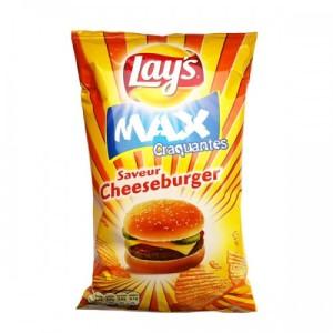 Cheeseburger Potato Chips [image source: sugafari.com], crowd ink, crowdink, crowdink.com, crowdink.com.au