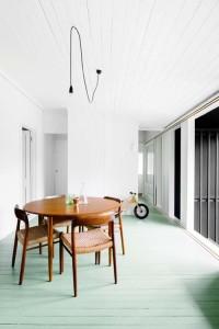 Minimal Dining Room [image source: myscandinavianhome], crowd ink, crowdink, crowdink.com, crowdink.com.au