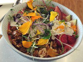 Edible Flowers at Mister Zen [image source: Vera Tan], crowdink, crowd ink, crowdink.com, crowdink.com.au