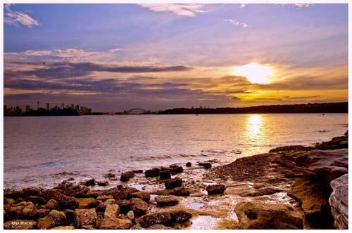Milk Beach, Vaucluse [image source: Ron Guzman, Flickr], crowdink, crowd ink, crowdink.com, crowdink.com.au