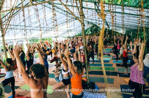 Bali Spirit Festival - Bali, crowdink, crowd ink, crowdink.com, crowdink.com.au