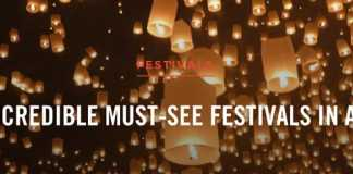 8 Must-See Festivals in Asia, crowd ink, crowdink, crowdink.com, crowdink.com.au