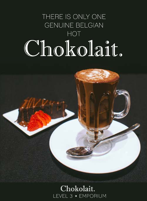 Chokolait , crowdink.com, crowdink.com.au, crowd ink, crowdink, food, foodie, dessert, chocolate