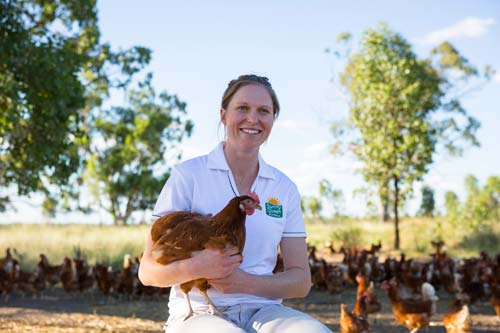 Jodi Hopper, Veterinarian, Sunny Queen Farms, crowd ink, crowdink, crowdink.com, crowdink.com.au