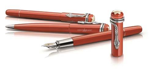 Montblanc Heritage Collection 'Rouge et Noir', crowdink.com, crowdink.com.au, crowd ink, crowdinnk, luxury, pens