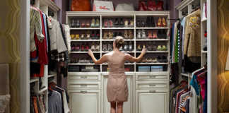 Organised Wardrobe [image source: wardrobeworld.com.au], crowdink, crowd ink, crowdink.com, crowdink.com.au
