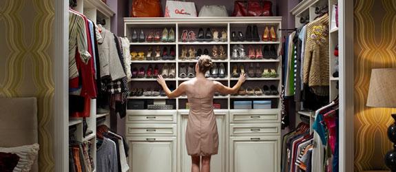 Organised Wardrobe [image source: wardrobeworld.com.au], crowdink, crowd ink, crowdink.com, crowdink.com.au