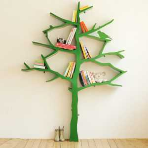Tree Book Shelves (Image Source Pinterest), crowdink.com, crowdink.com.au, crowd ink, crowdink