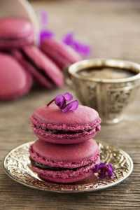 Cassis Macaroons [image source: pinterest.com], crowd ink, crowdink, crowdink.com, crowdink.com.au