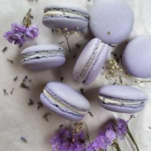 Lavender Honey Macaroons [image source: proudlypetite.wordpress.com], crowdink, crowd ink, crowdink.com, crowdink.com.au