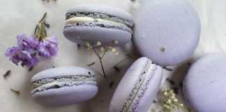 Lavender Honey Macaroons [image source: proudlypetite.wordpress.com], crowdink, crowd ink, crowdink.com, crowdink.com.au