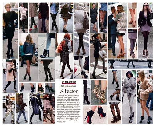 Layout by Bill Cunningham [image source: stylememaeve], crowd ink, crowdink, crowdink.com, crowdink.com.au