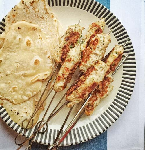 Chicken Sheekh Kebabs, crowdink, crowd ink, crowdink.com, crowdink.com.au