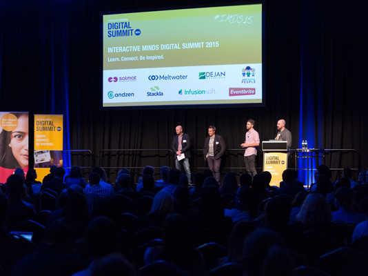 Digital Summit, crowd ink, crowdink, crowdink.com, crowdink.com.au