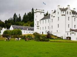 Blair Castle - Scotland, crowdink, crowd ink, crowdink.com, crowdink.com.au