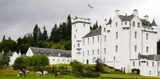 Blair Castle - Scotland, crowdink, crowd ink, crowdink.com, crowdink.com.au