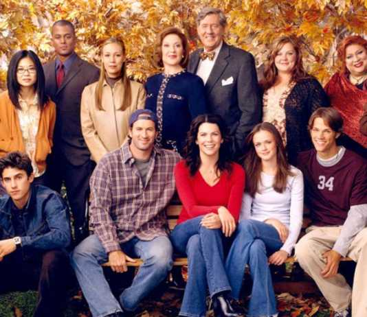 Gilmore Girls Cast [image source: vulture.com], crowd ink, crowdink, crowdink.com, crowdink.com.au