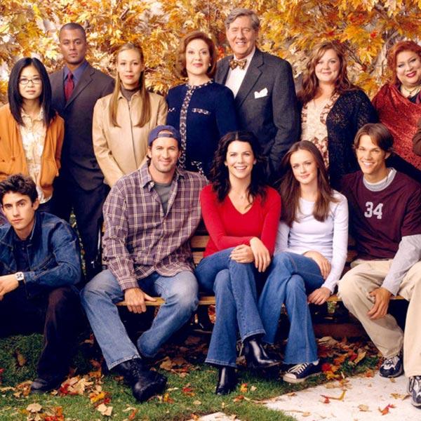 Gilmore Girls Cast [image source: vulture.com], crowd ink, crowdink, crowdink.com, crowdink.com.au