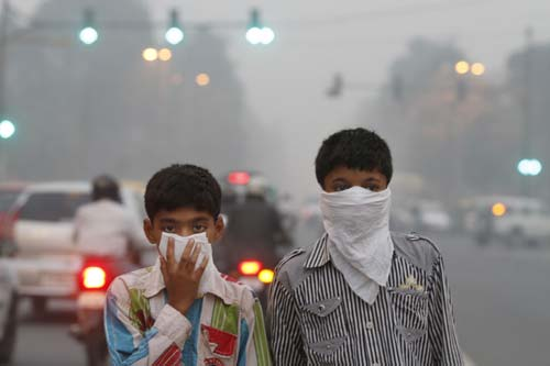 Pollution in India [image source: vox.com], crowd ink, crowdink, crowdink.com, crowdink.com.au