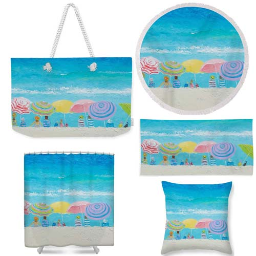 Color of Summer Collection by Jan Matson, crowd ink, crowdink, crowdink.com, crowdink.com.au