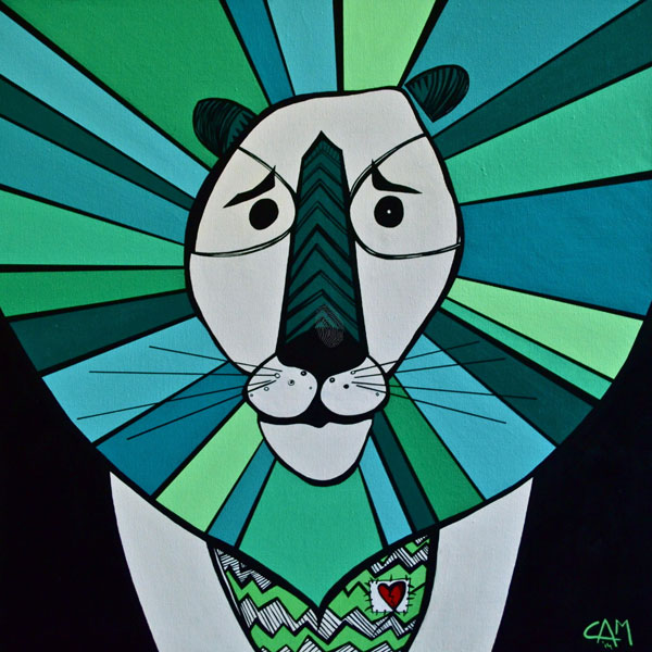 Lionheart by Carmel McGrath, crowdink, crowd ink, crowdink.com, crowdink.com.au