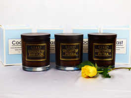 The Luxe Collection from Coast Candle Sydney, crowd ink, crowdink, crowdink.com, crowdink.com.au