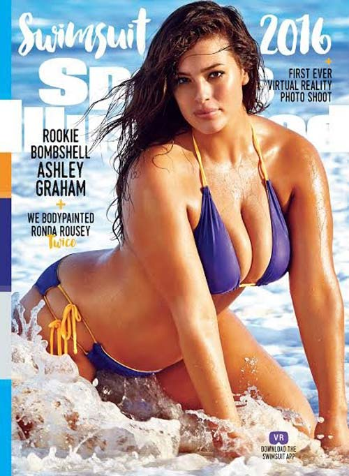 Model Ashley Graham - Sports Illustrated [image source: businessinsider.com], crowdink, crowd ink, crowdink.com, crowdink.com.au