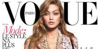 Gigi Hadid for Vogue, crowd ink, crowdink, crowdink.com, crowdink.com.au