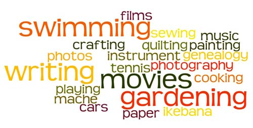 Resume Hobbies [image source: tiptoplifestyle.com], crowd ink, crowdink, crowdink.com, crowdink.com.au