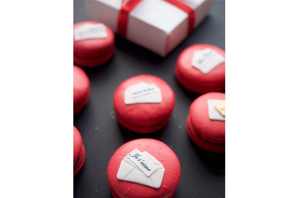 Love Letter Macarons, crowd ink, crowdink, crowdink.com, crowdink.com.au