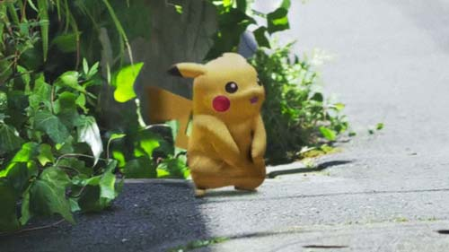 Pikachu in the Wild [image source: YouTube], crowd ink, crowdink, crowdink.com, crowdink.com.au